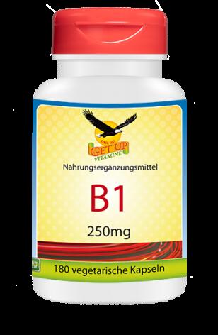 Vitamin B1 250mg GetUP hier bestellen