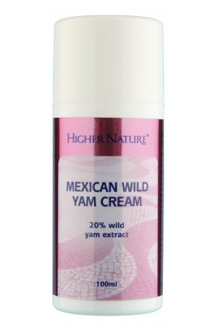 Mexican Wild Yam Creme, 100ml