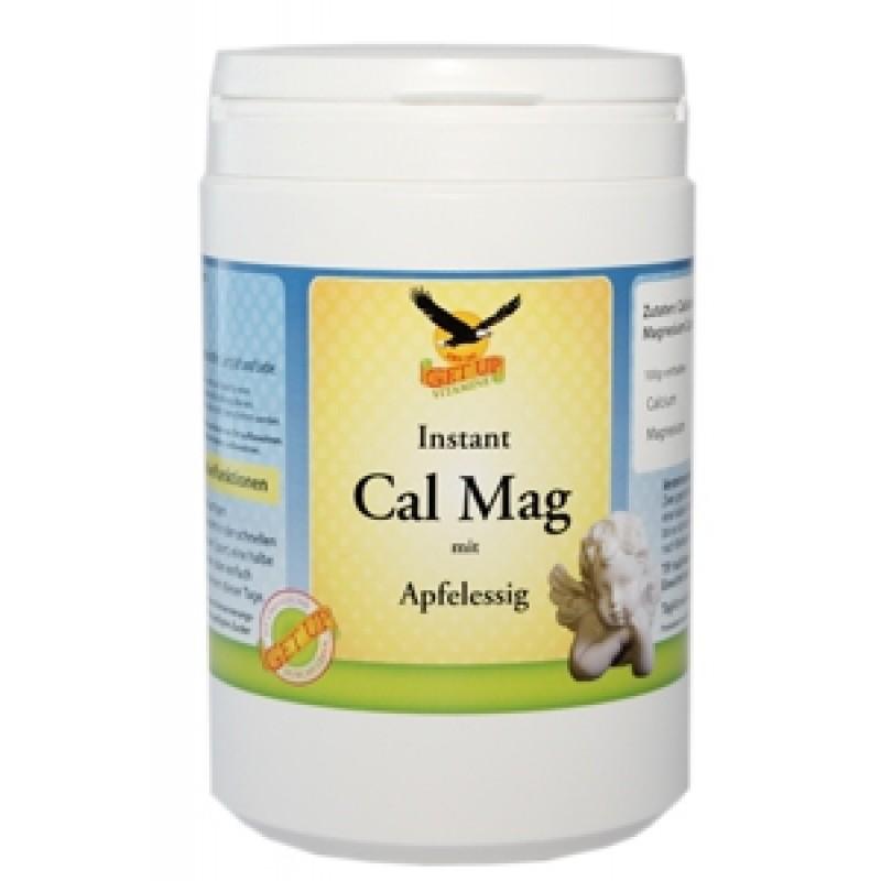 Cal mag calcium magnesium instant pulver 300g dose for Ca mag