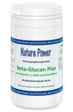 Beta-(1,3)-Glucan Plus Vitamin C, Zink und Darmflora