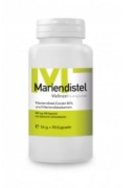 Mariendistel Extrakt 500mg (90 Tabs)