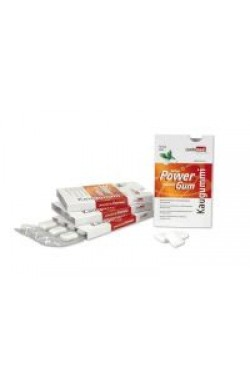 Xylit Power Gum & Guarana-Extrakt, 12 Kaugummis
