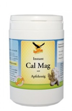 Cal-Mag Calcium-Magnesium-Instant Pulver, 100g Dose