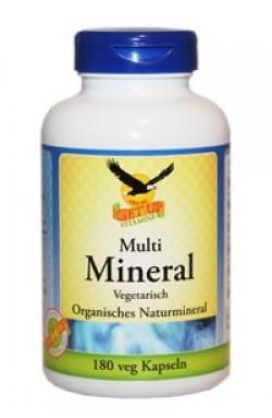 Mineral Kapseln organisch