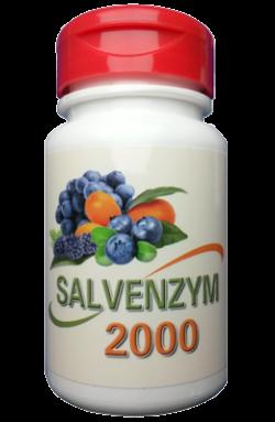 Salvenzym 2000 Fruchtkomplex mit Salvestrolen