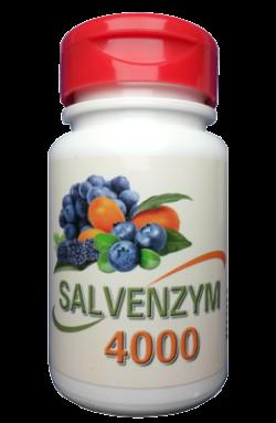 Salvenzym 4000 Fruchtkomplex mit Salvestrolen