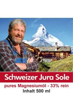 Magnesium-Öl Schweizer Jura Sole