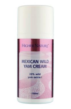 Mexican Wild Yam Creme, 100ml