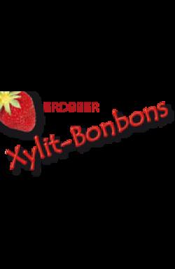 Xylit Bonbons- Erdbeere