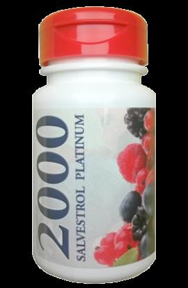 Salvestrol 2000 Platinum | 3. Generation der Salvestrole