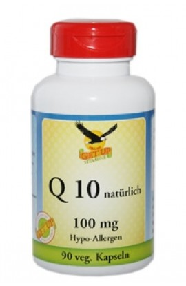 Coenzym Q10 (90 Kapseln je 100mg)