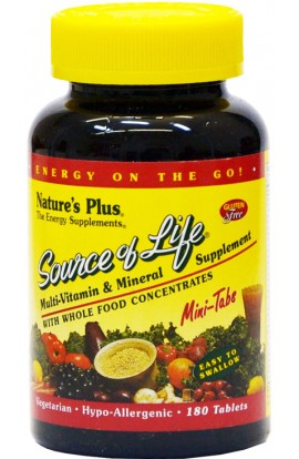 Source of Life – Minitabletten