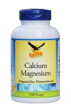 Calcium Magnesium Citrat 2:1 von GetUP hier bestellen
