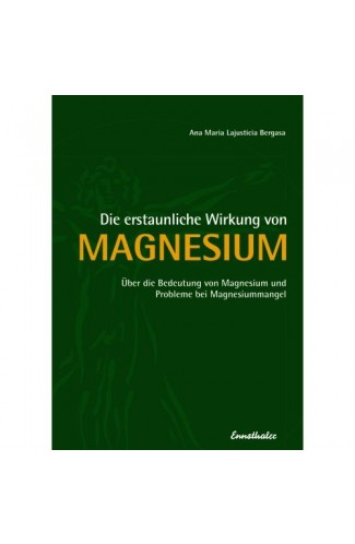 Buch: Die erstaunliche Wirkung von Magnesium