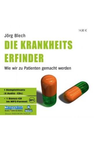 Hörbuch CD: Die Krankheitserfinder