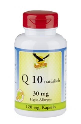 Coenzym Q10 (120 Kapseln je 30mg)