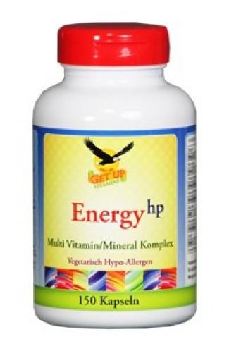 Energy hp Multi Vitamin & Mineral, 150 veg. Kapseln