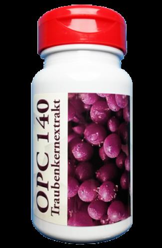 OPC 140 Premium Exgrape®SEED - reines französisches Traubenkernextrakt ohne Zusatzstoffe