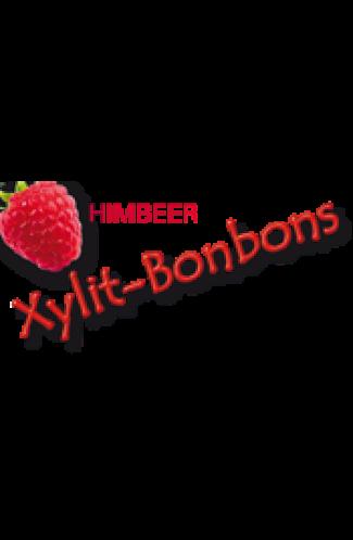 Xylit Bonbons - Himbeere