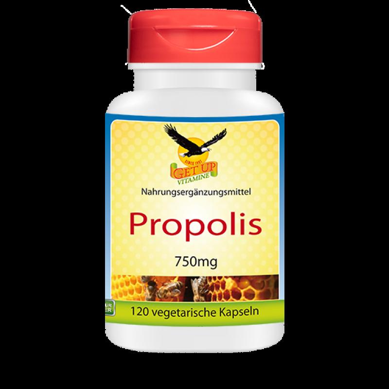 Propolis 750mg von GetUP hier bestellen