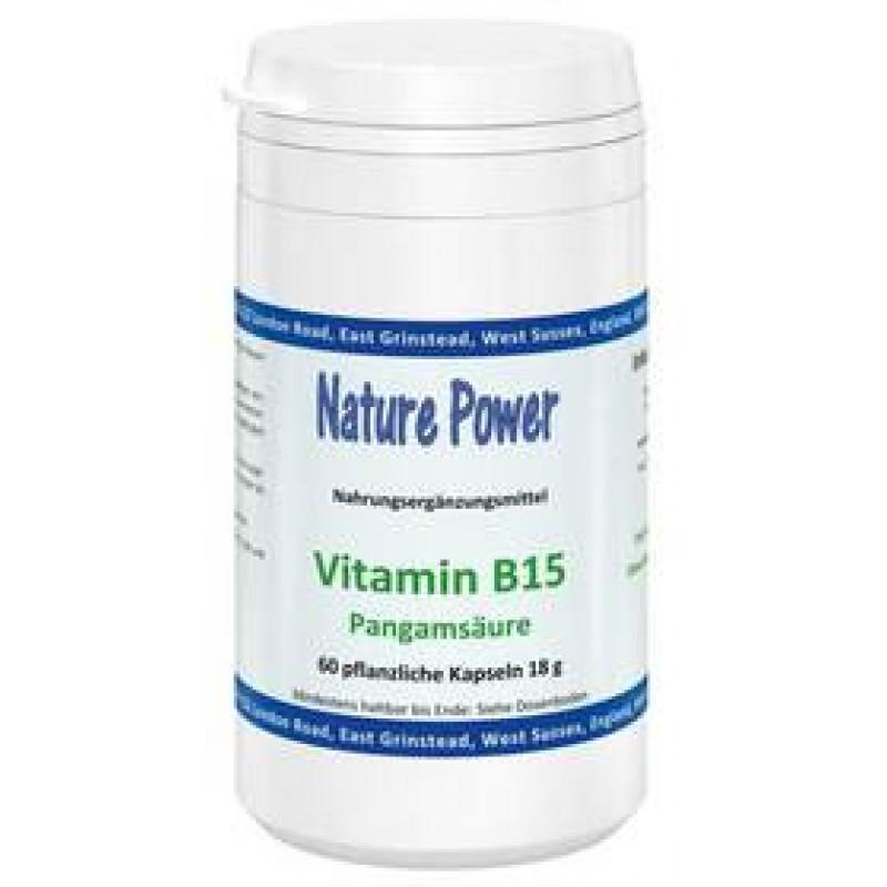 Vitamin B15 (Pangamsäure)