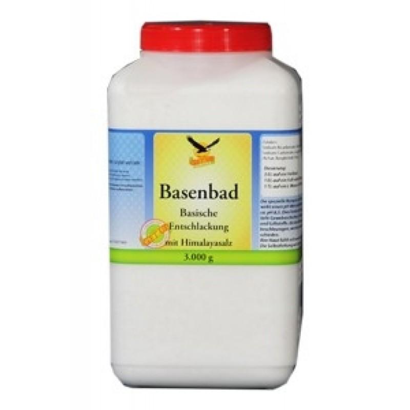 Basenbad  GetUP mit Himalajasalz 3kg bestellen