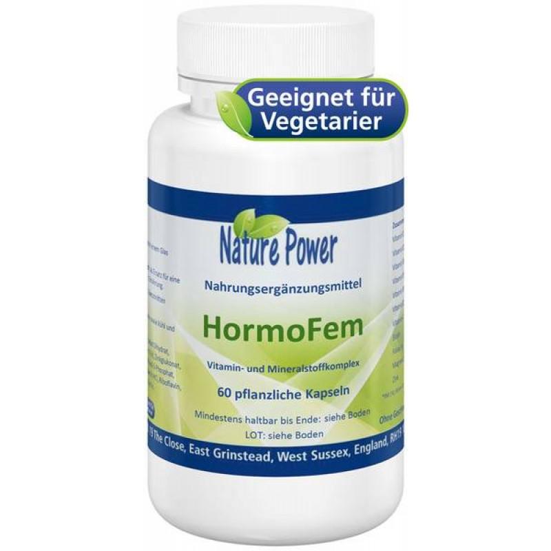 HormoFem: Stoppt den Nährstoffmangel wegen Pille