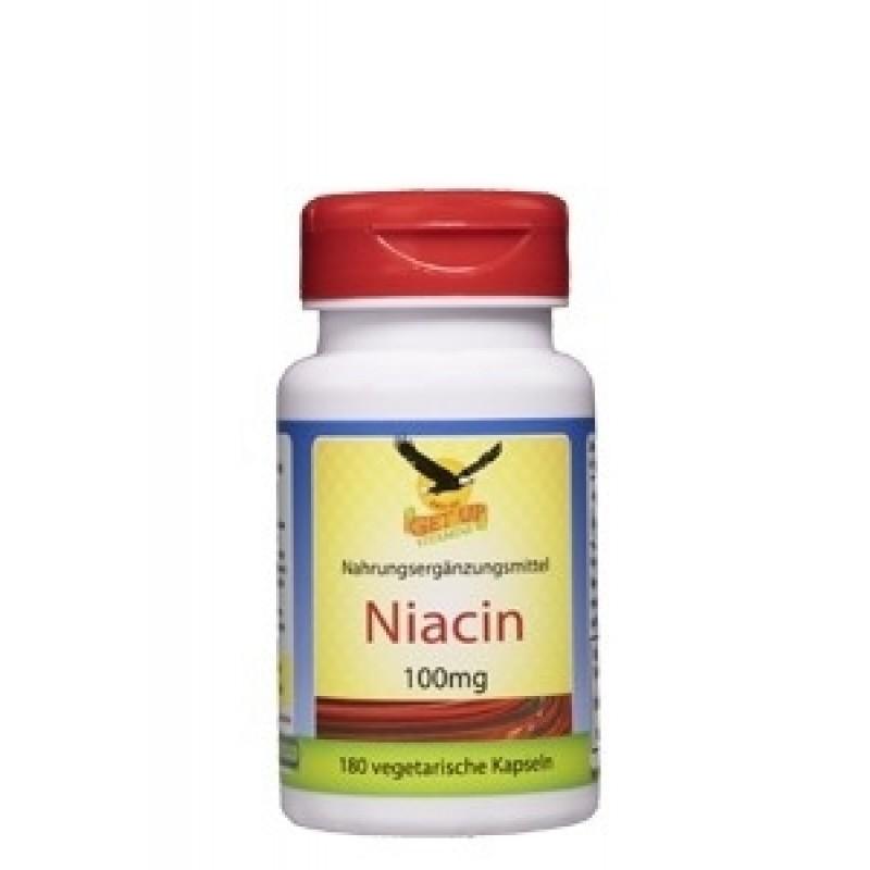 Vitamin B3 Niacin 100mg hier bestellen