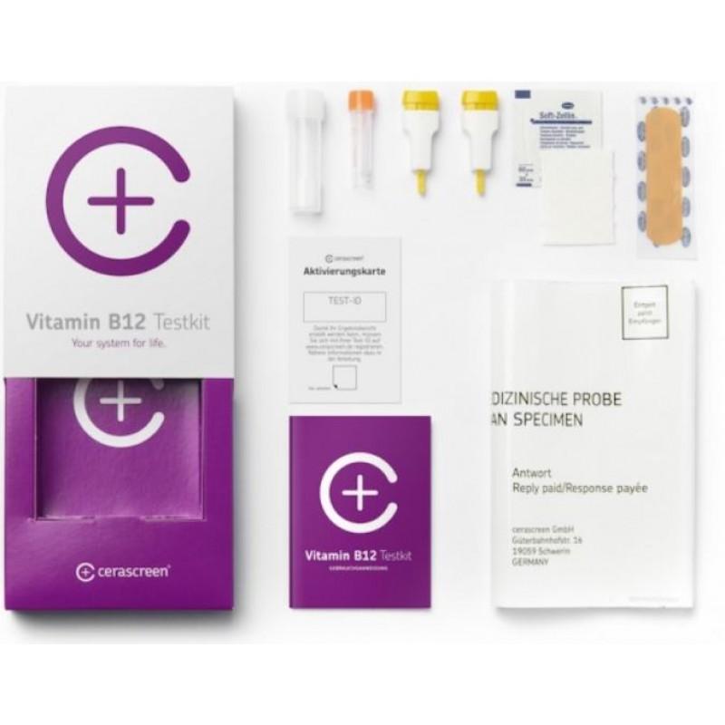 Vitamin B12 Test ist ein einfacher Selbsttest, der von zu Hause durchgeführt werden kann