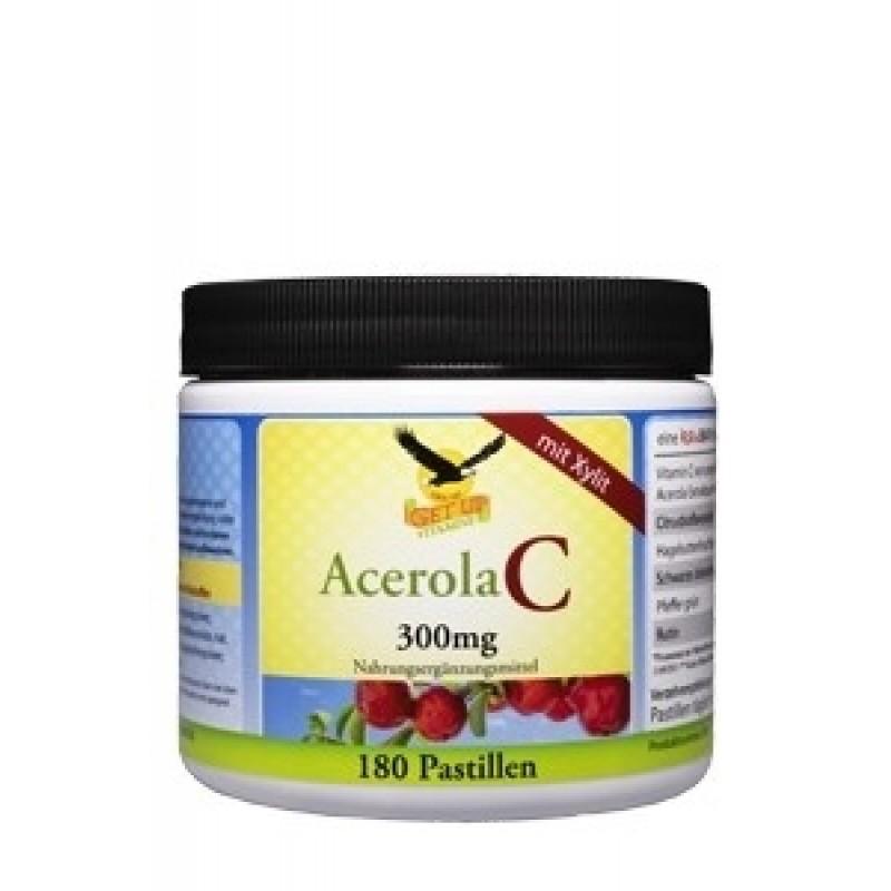 Acerola Vitamin C 300 hier bestellen