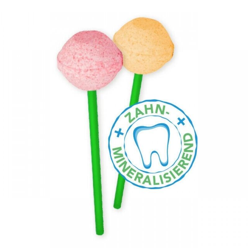 Birkenzucker Lolli Toothpop Erdbeer kaufen