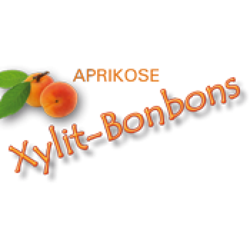 Xylit Bonbons - Aprikose