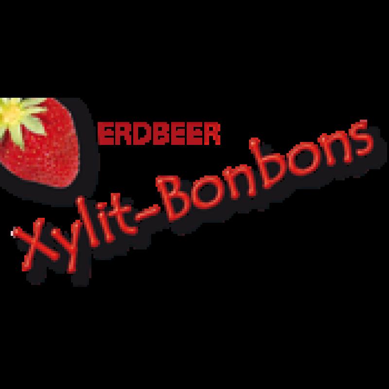 Xylit-Bonbons - Erdbeere