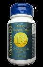 Vitamin D3  5.000 IE, natürlich, 180 Kaps