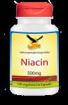 Vitamin B3 Niacin 500mg von GetUP