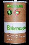 Xylit Birkenzucker 1kg Dose naturrein & gentechfrei - hier bestellen