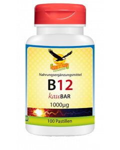 Vitamin B12 Kaubar von Getup hier bestellen