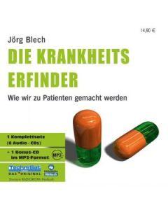 CD-Hörbuch: Die Krankheitserfinder