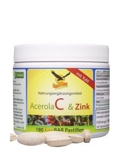 Vitamin C + ZINK Kaupastillen bestellen