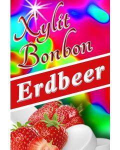 Xylit Bonbons Erdbeere hier bestellen | Birkenzucker Bonbon Erdbeer