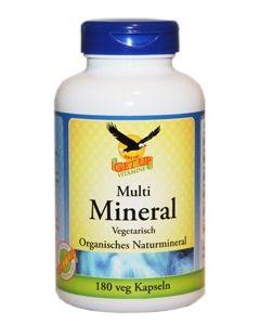 Mineral Kapseln organisch von GetUP