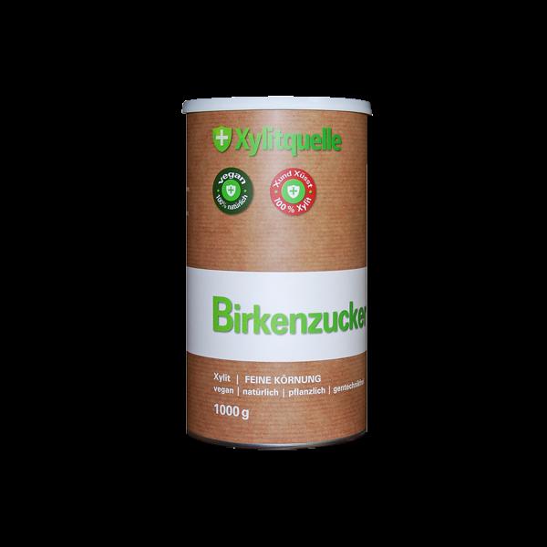 Xylit Birkenzucker aus Finnland hier bestellen