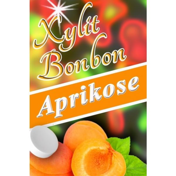 Xylit Bonbons Aprikose hier bestellen | Birkenzucker Bonbon Aprikose