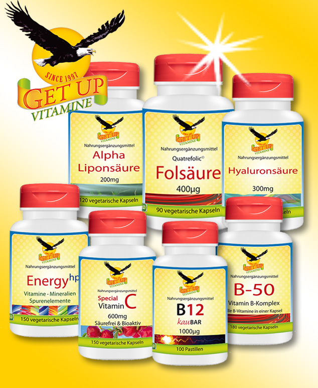 Vitamine & Vitalstoffe